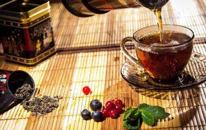 fekete tea elkészítése
