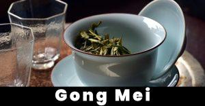 Gong mei tea