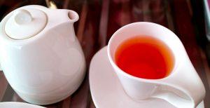 Zöld tea lúgosít